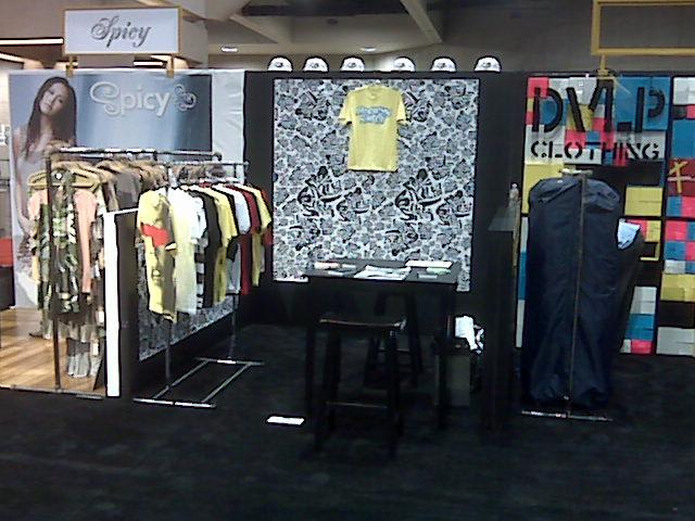 Brooklyn Surfer Booth Design Asr Tradeshow The Bsi